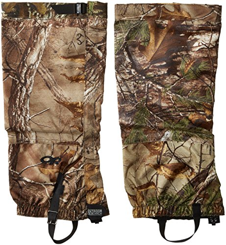 Outdoor Research Men's Rocky Mountain High Gaiters, Realtree Xtra, Large (Realtree Mountain Boot)