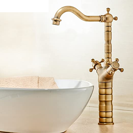 Europäische antiken Wasserhahn/Küchenspüle Wasserhahn/Alle Kupfer ...