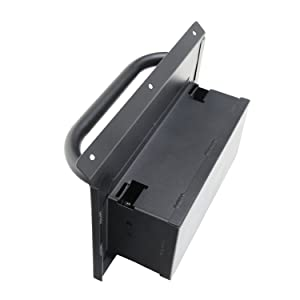Smittybilt 812101 Black Security Glove Box