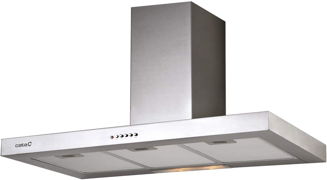 CATA S-900 - Campana Decorativa S900 Con 3 Velocidades: 161.73: Amazon.es: Grandes electrodomésticos