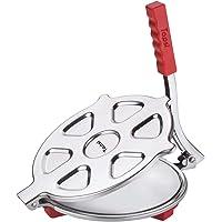 Primelife PURIPURI025 Tapsi Manual Puri Maker (Silver)