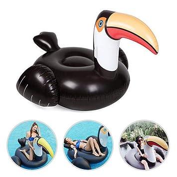 Amazon.com: Volwco - Flotador hinchable para piscina, para ...