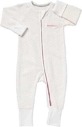 Bonds Baby WONDERSUIT Pink Terry Zippy