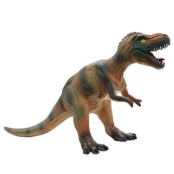 Juguete Tyrannosaurus Dinosaurio Rugido Modelo De4223 Grande Rex 14cm Ok0w8PnX