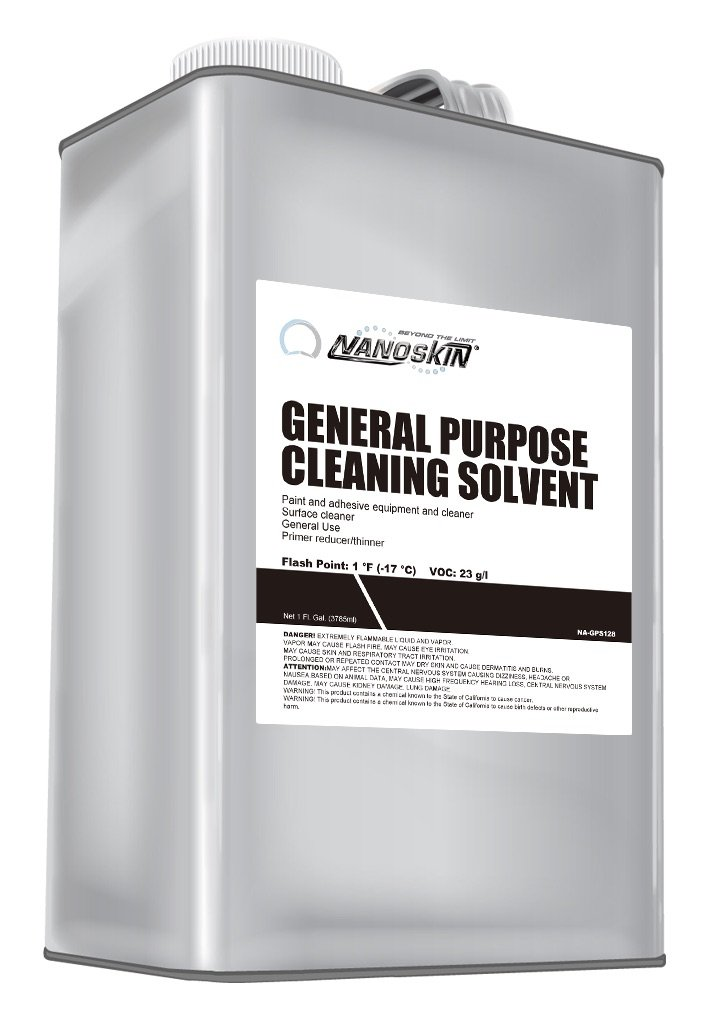 Nanoskin NA-GPS128 General Purpose Cleaning Solvent - 1 Gallon