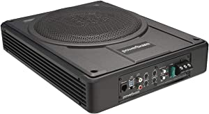 "Powerbass STA-8 8"" 300 Watts Compact Amplified Bass System"