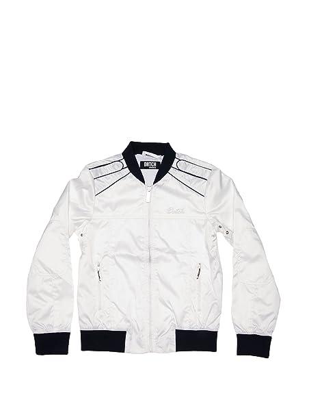 Datch Dudes Giacca Bianco XS (116 cm)  Amazon.it  Abbigliamento a9c4135b5ba