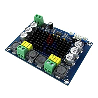 TPA3116D2 TPA3116 XH-M543 Dual Channel Stereo High Power Digital Audio Power Amplifier Board 120W