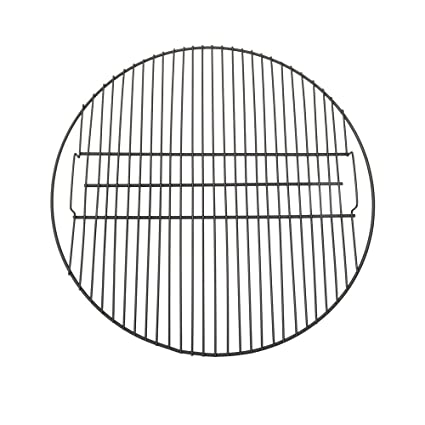 Sunnydaze Black Fire Pit Cooking Grate for Grilling, 30 Inch Diameter - Amazon.com : Sunnydaze Black Fire Pit Cooking Grate For Grilling, 30