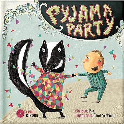 Livres PYJAMA PARTY epub, pdf
