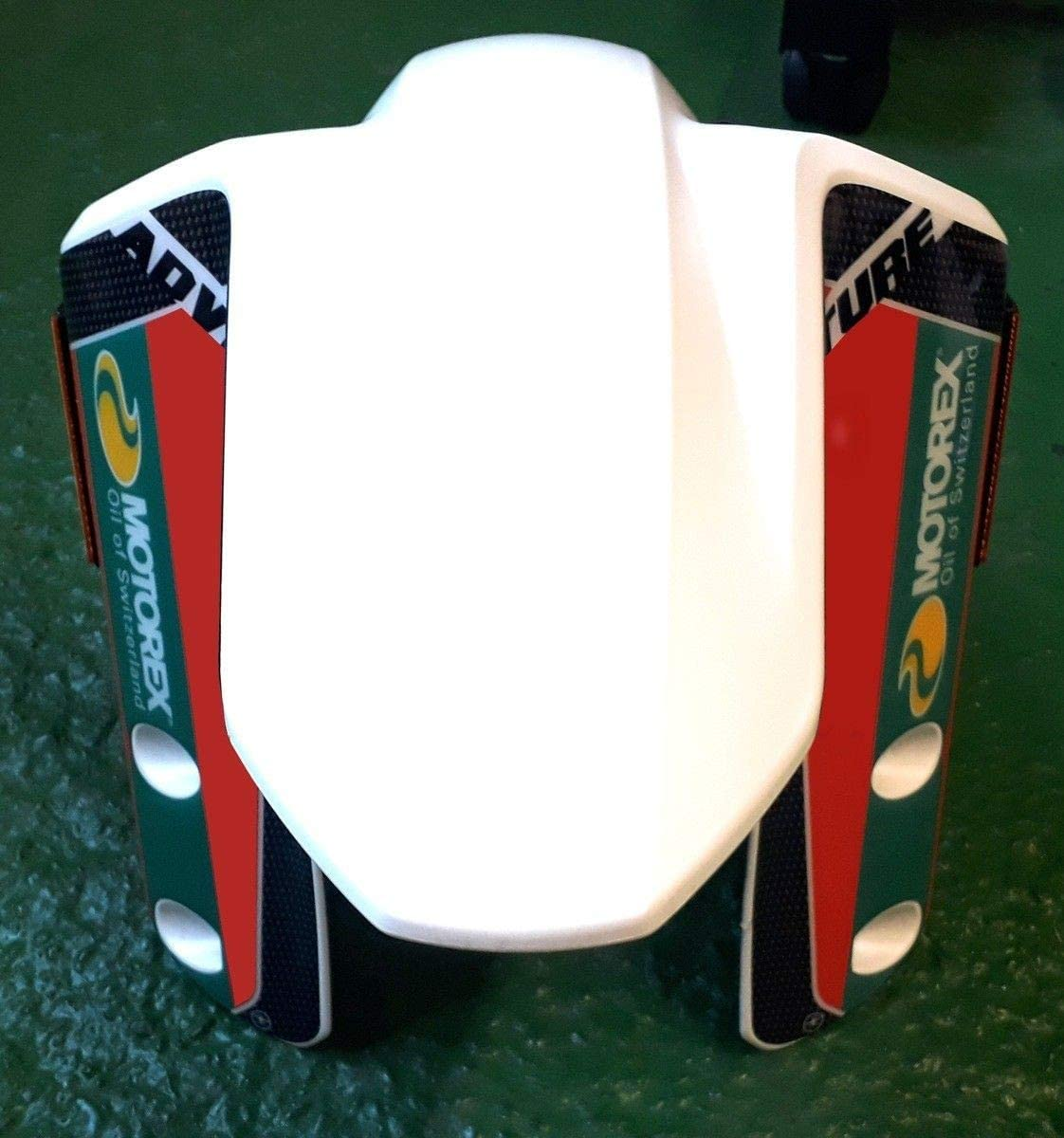 Adh/ésifs Lat/éral Garde-Boue Gel 3D Compatible pour KTM 1050-1090-1190 Adventure