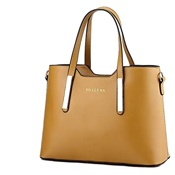 55137e6b55 Buy G-AVERIL - Ladies Large Fashion Designer Celebrity Tote Bags Women s  Hot Selling Trendy Handbags Online at Low Prices in India - Amazon.in