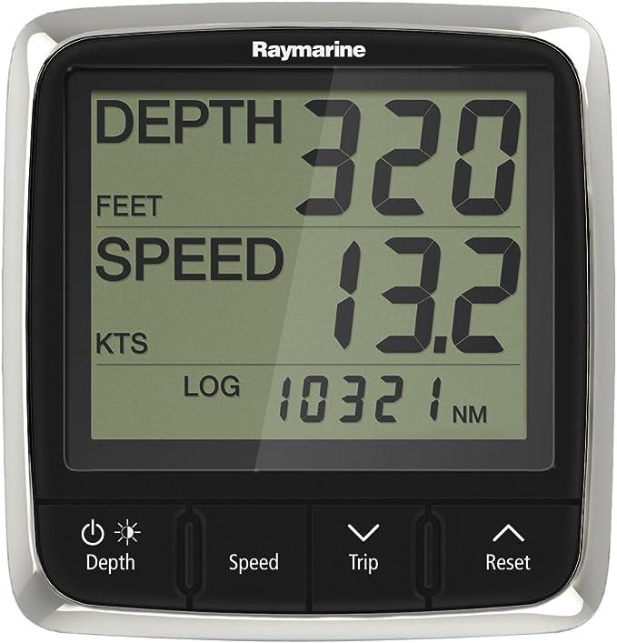 Raymarine i50 Tridata Display System (E70060) (46056): Amazon.es: Bricolaje y herramientas