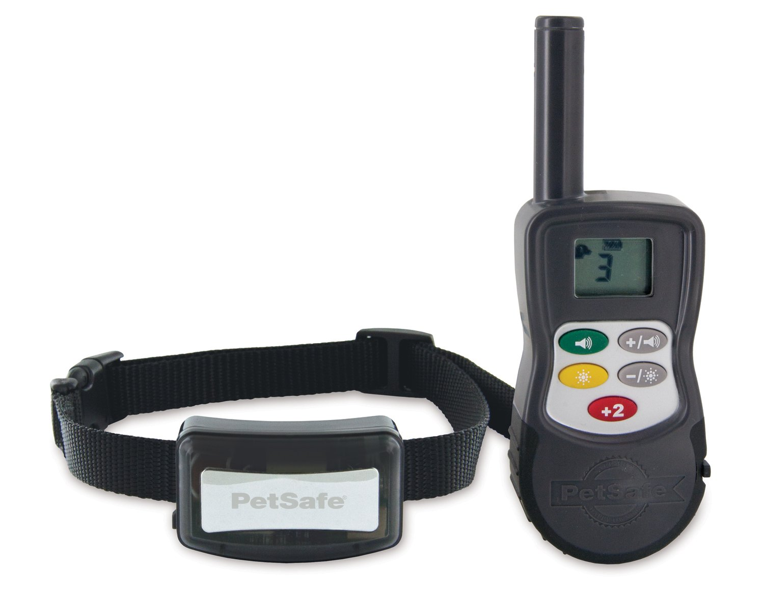 PetSafe Elite Little Dog Remote Trainer for Small and Medium Dogs under 40 lb. with Tone and Static Stimulation, Waterproof and Rechargeable, Up to 400 Yards of Range, Electronic K-9 E-Collar
