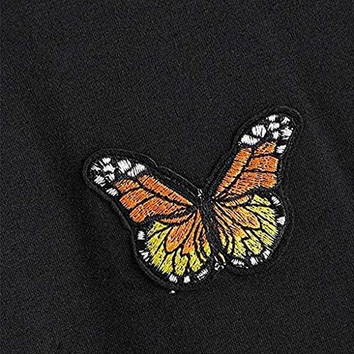 Eduavar Womens Hoodies, Women Girls Cute Graphic Printed Long Sleeve Hoodie and Sweatshirts Casual Loose Pullover Tops