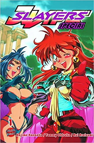 Slayers Special 01