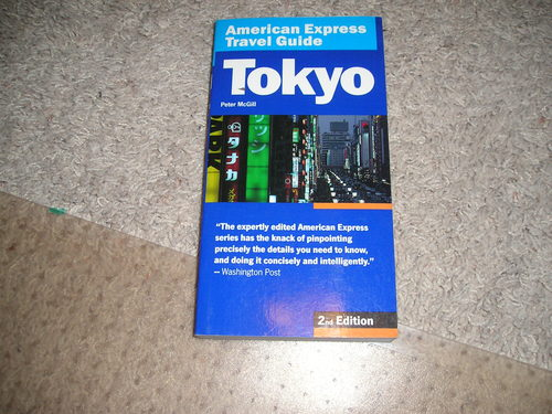 Tokyo (American Express Travel Guides) Peter McGill