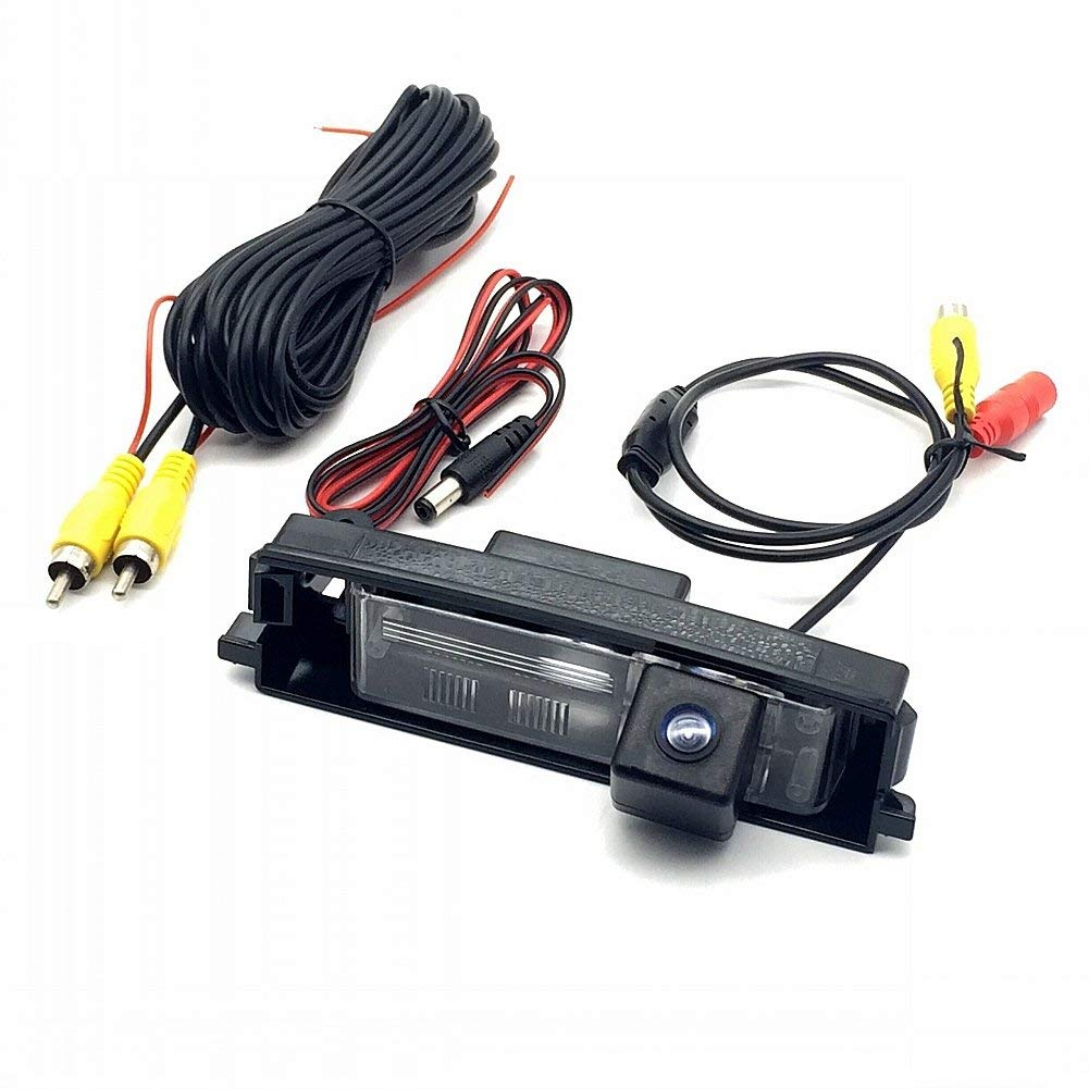 Old Style CCD Color Car Rear View Reverse Parking Camera for Toyota RAV4 RAV-4 2006-2012