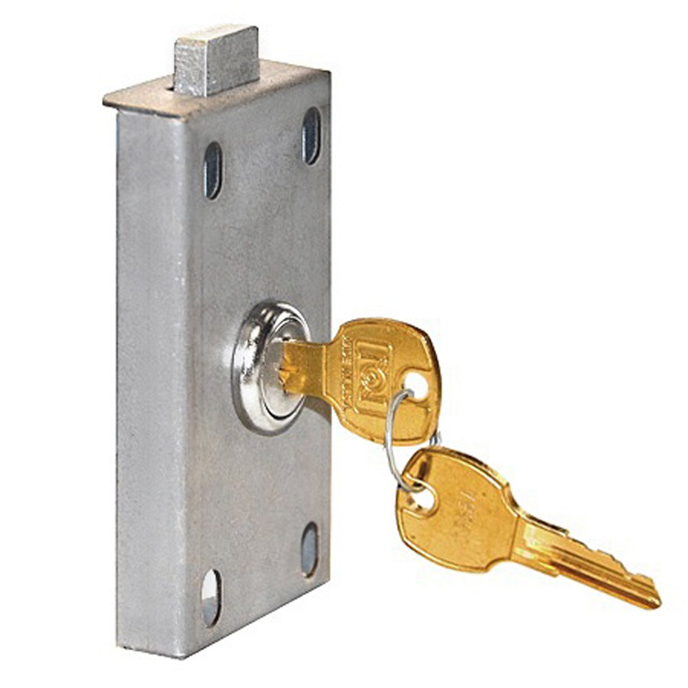 Salsbury Industries 3575 Replacement Master Commercial Lock for Private Access of Vertical Mailbox with 2 Keys
