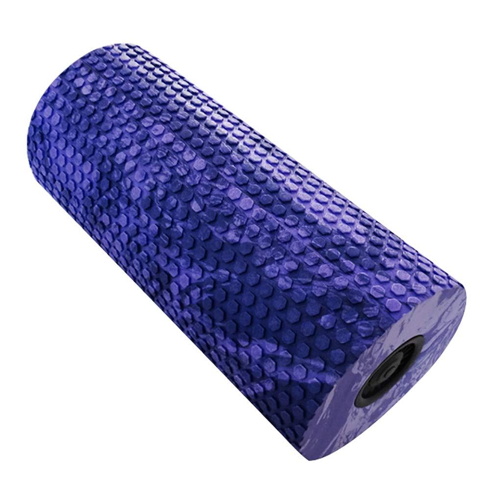 Flashing FL- Vibrierender Yoga-Schaumstoff-Roller Mit Vier GäNgen FüR Die Muskelwiederherstellung, Beweglichkeitstraining Und Tiefes Gewebe