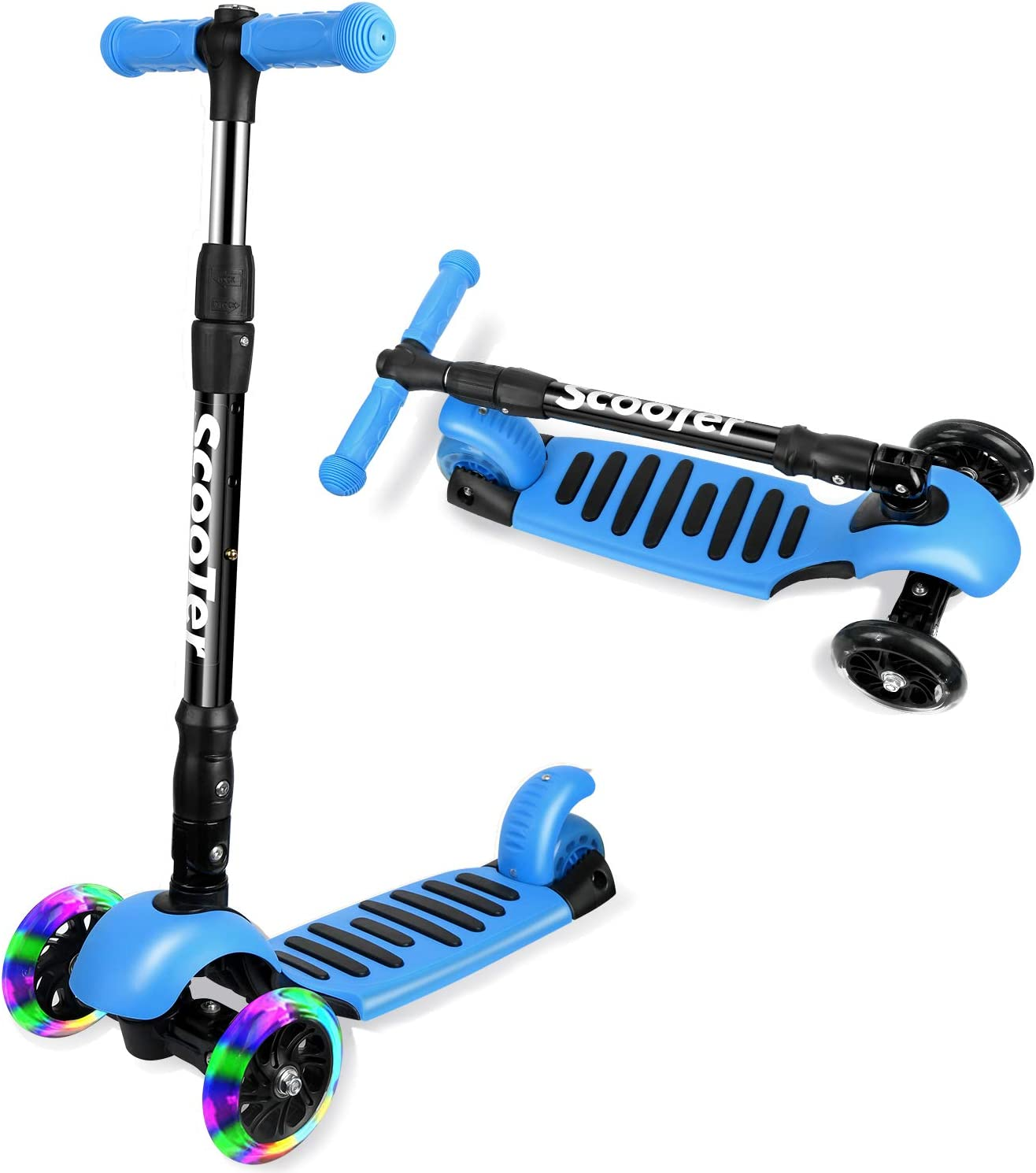 Razor Berry Kick Scooter – Yellow Green