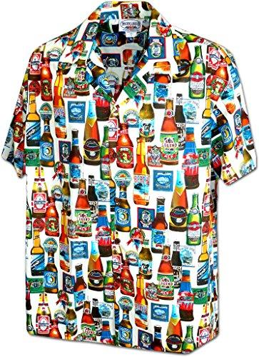 Beer For You Pacific Legend Apparel Hawaiian Aloha Shirt - Hawaiian Beer