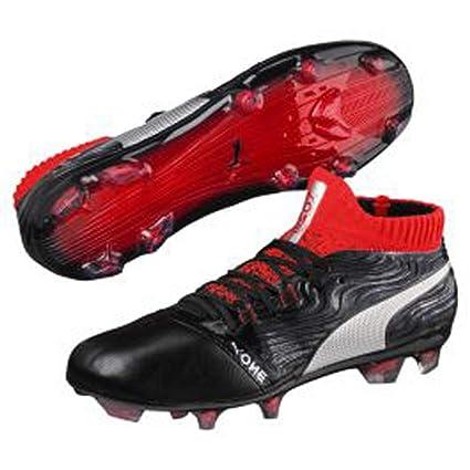 0105980d984771 Amazon.com   PUMA One 18.1 FG Junior Firm Ground Soccer Cleats   Sports    Outdoors