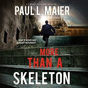 More Than a Skeleton Audiobook