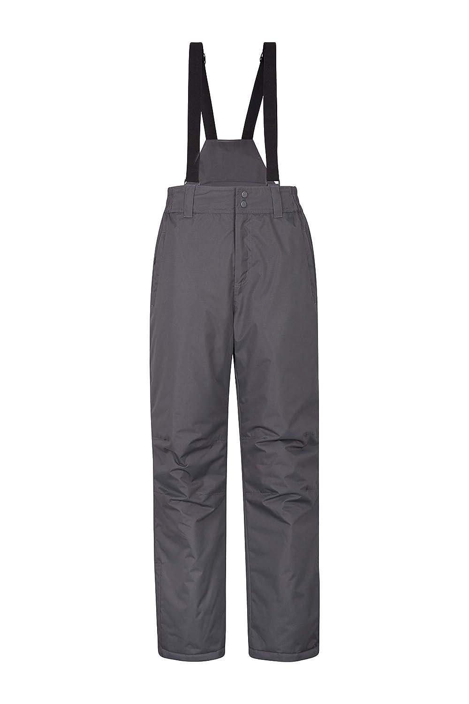 Mountain Warehouse Dusk Mens Ski Pants – Elastic Waist Ski Trousers
