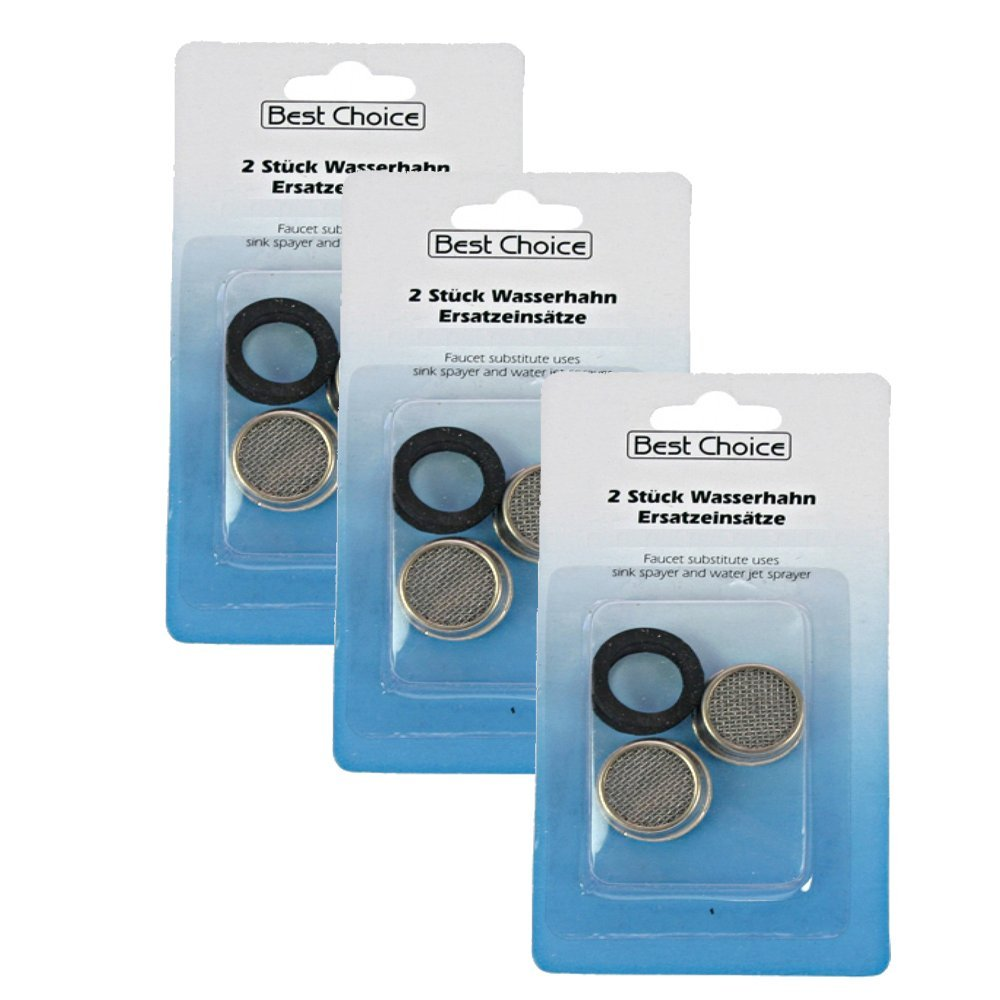 RMB/® 6/Set grifo filtro con junta