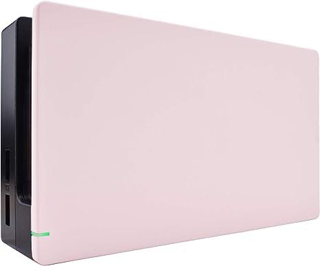 eXtremeRate Protector para Dock de Nintendo Switch Dock Cover Carcasa Accesorios Funda Dock Placa Personalizada Shell de Reemplazo Case para Nintendo Switch Dock-No Incluye Dock(Rosa Sakura): Amazon.es: Electrónica