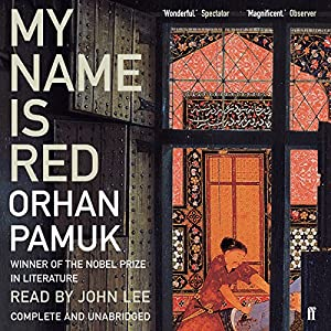 My Name Is Red Hörbuch