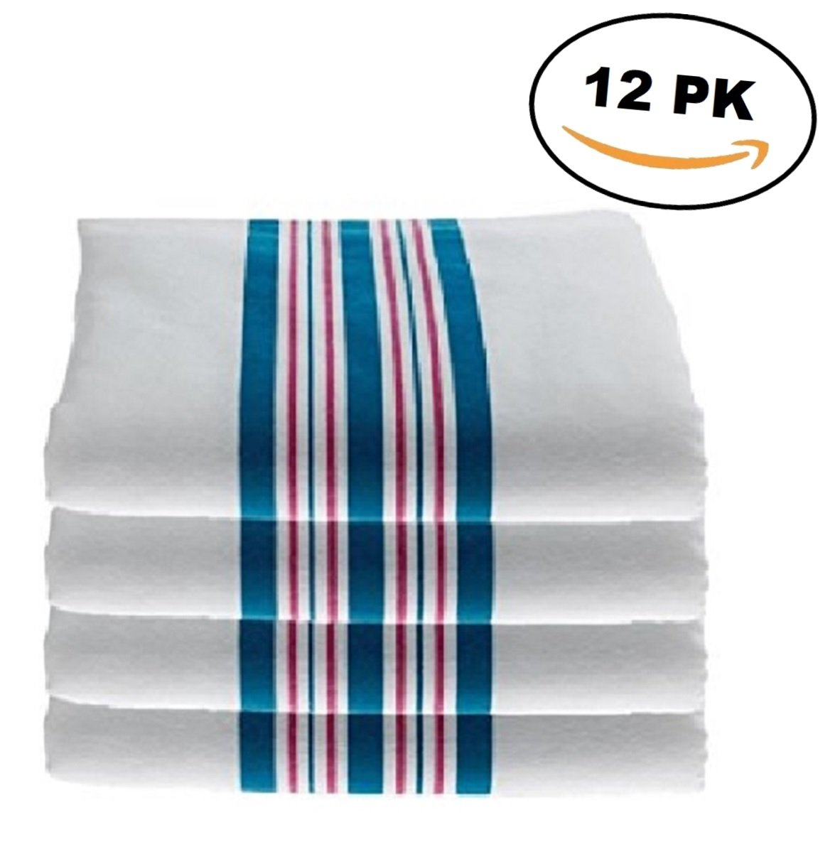 Hospital Receiving Blankets, 100% Cotton Baby Blankets, 30x40-4pk Elaine Karen