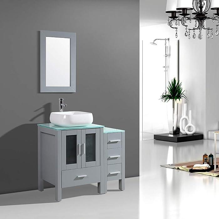 Top 8 Mata 54 Bathroom Vanity Set Charlton Home