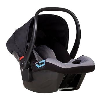 Amazon.com : Mountain Buggy Protect Infant Car Seat, Black/Stone : Baby