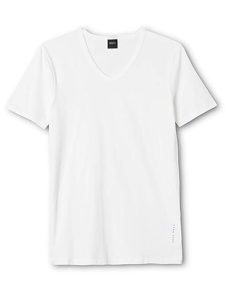 5083bb7cd HUGO BOSS 2 Pack Slim Fit V-Neck T-Shirt, VN Uni S-XXL - Black or ...