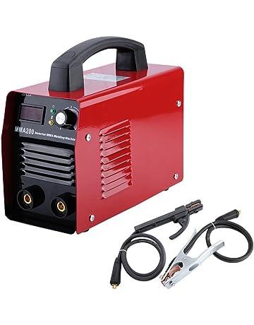 mma200 200 A 220 V Inverter S de mano Soldador electrodos MMA electrodo Soldadura dispositivo IGBT