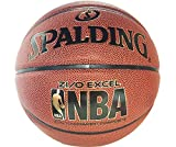 Spalding Zi/O Excel Tournament Basketball - Official Size 7 (29.5')
