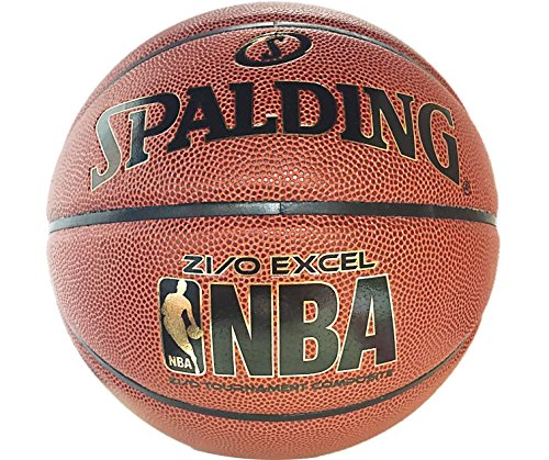 Spalding Zi/O Excel Tournament Basketball – Official Size 7 (29.5″)