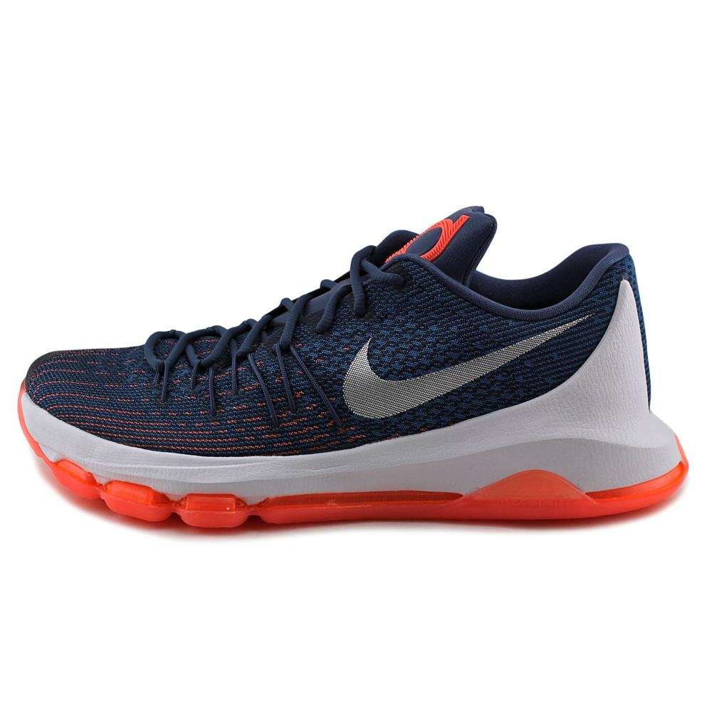 new style f0e23 5fac9 Galleon - Nike Mens KD 8 Ocean Fog Blue White Basketball Shoes 749375 414  Size 9