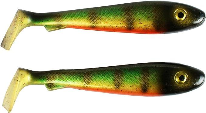 2 Stück Svartzonker McRubber 21cm verschiedene Farben