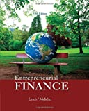 img - for By J. Chris Leach Entrepreneurial Finance (5th Edition) book / textbook / text book