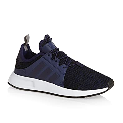 adidas Originals X_PLR Dark Blue Textile 3.5 M US Big Kid
