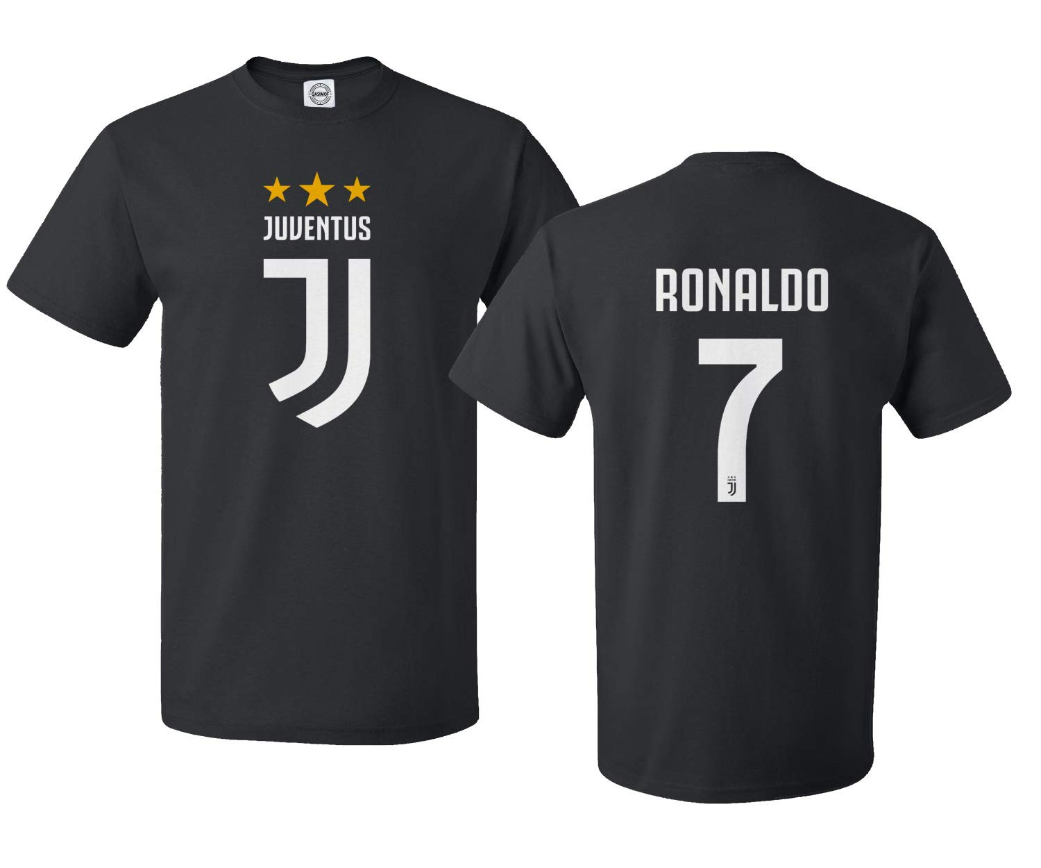 8b502dbd2 Amazon.com   Smart Zone Soccer Shirt Cristiano Ronaldo Men s T- Shirt    Sports   Outdoors