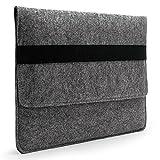 Best Handmades - Lavievert Handmade Gray Felt Case Bag Sleeve Protector Review