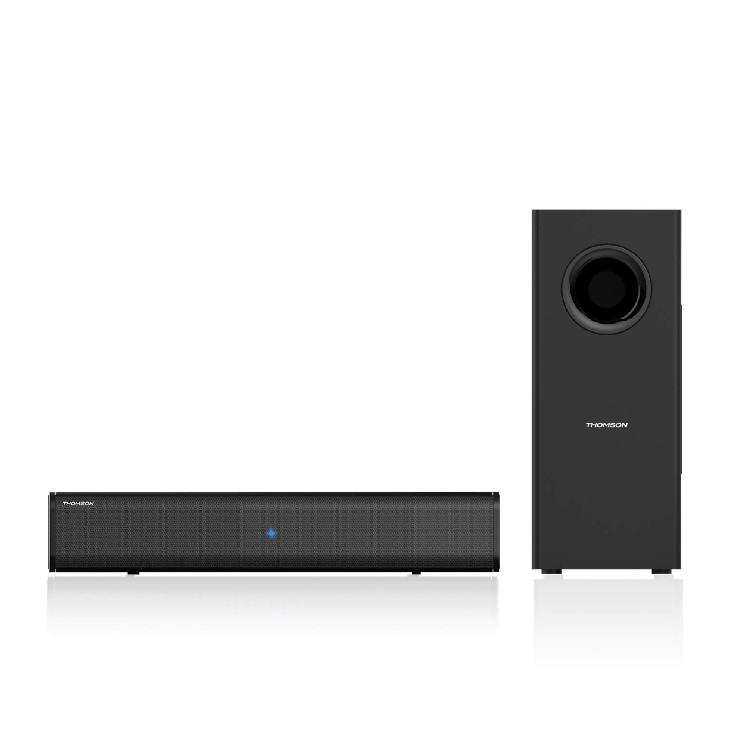 Thomson SBW10 80 Watts Wired Soundbar With Subwoofer And Bluetooth