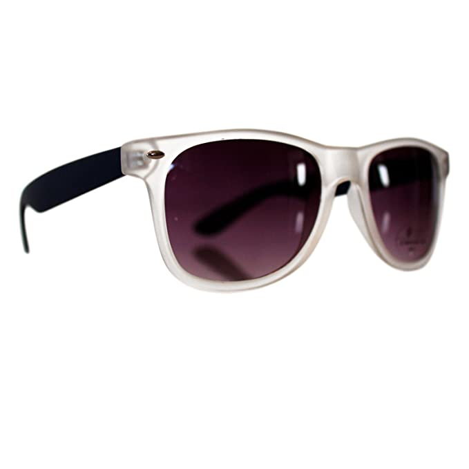 Gafas de sol Polarizadas Wayfarer Montura bicolor ...