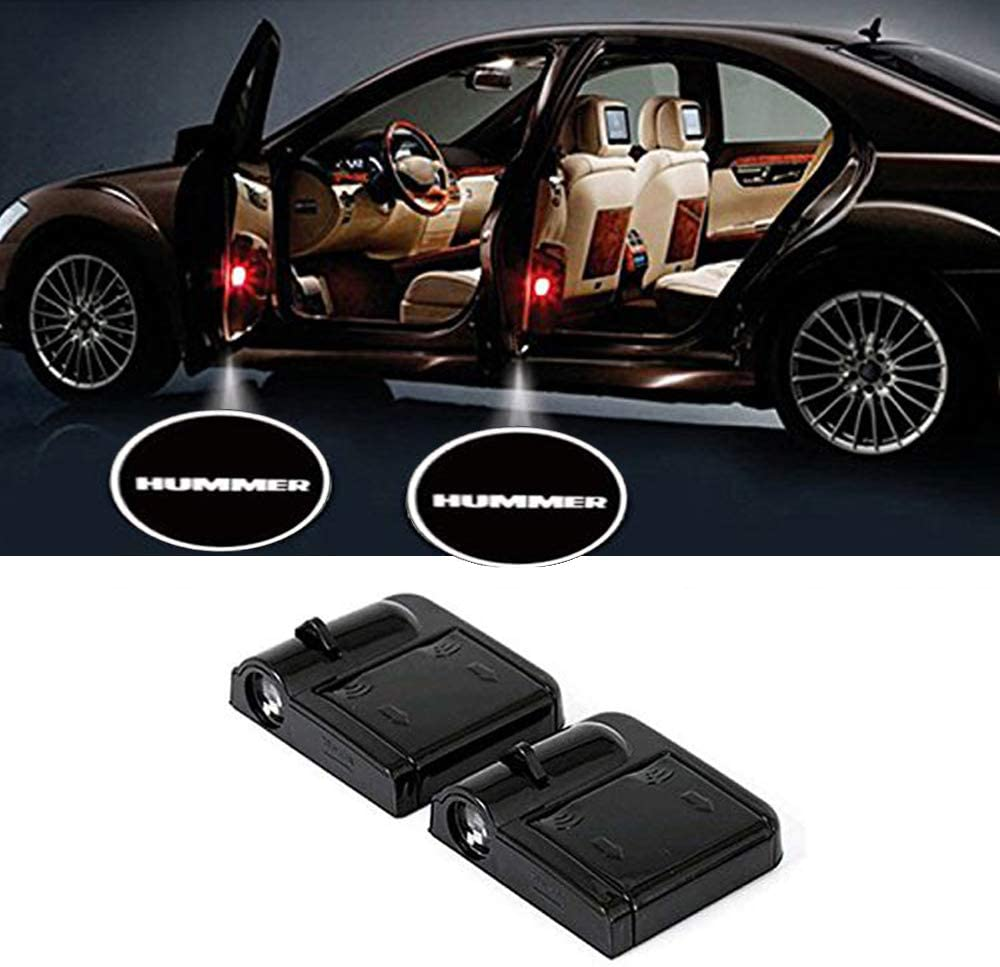 Wireless Car Door Led Welcome Laser Projector for Lincoln,No Drill Type Logo Light