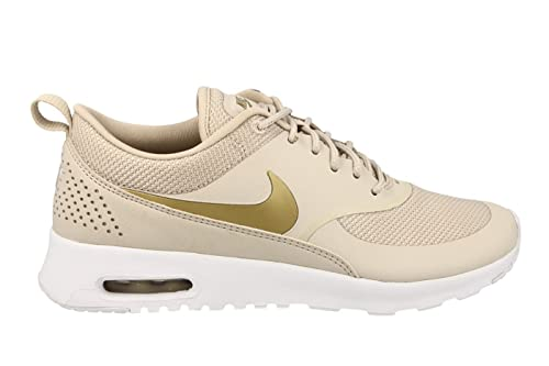 best sneakers b1d06 58edf Nike Womens Air Max Thea J Trainers (3.5 UK) Beige
