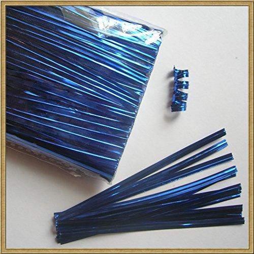 Metallic Blue Twist (1000pcs 4